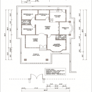 Taman Bayu Wira Plan
