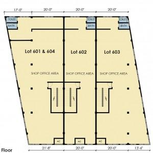 Firt floor