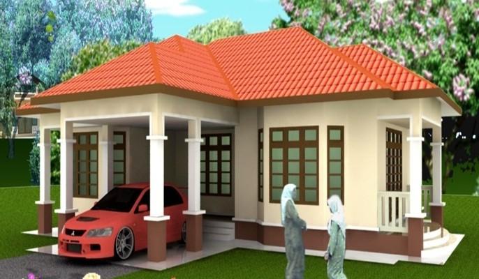 Cover Bungalow Taman Tengku Aminah