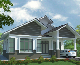 Dusun Nyior - Banglo 1 Tingkat 1 Unit