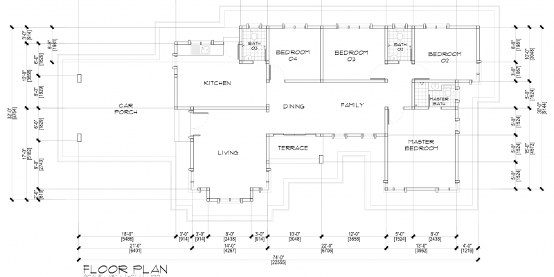 Floor Plan Gual Periok